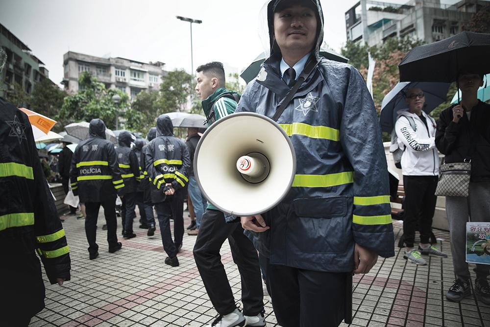 CPSP recusou nove pedidos de manifestação desde 2018