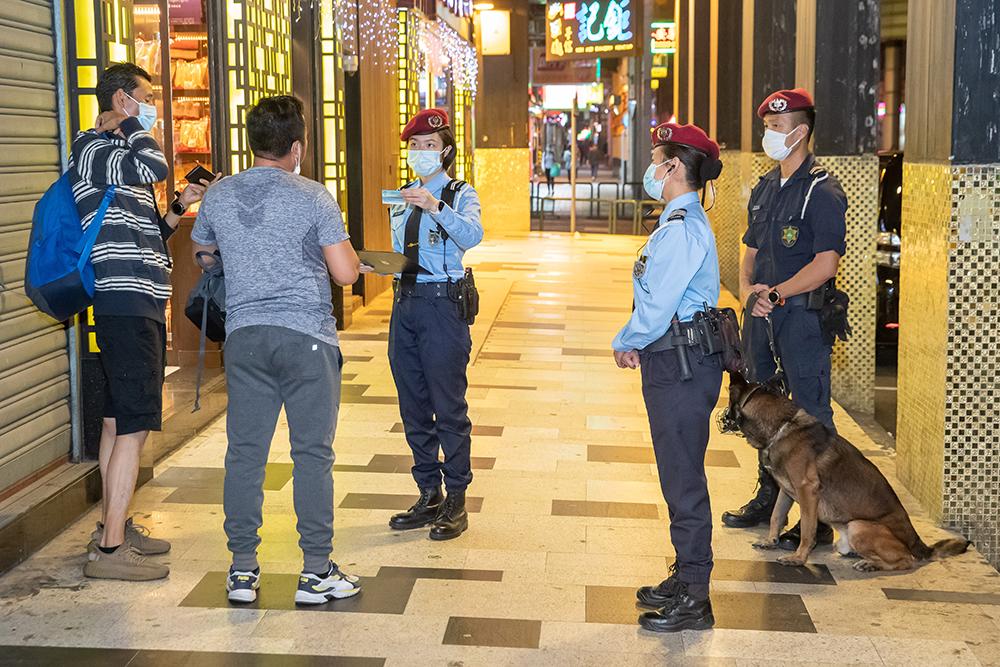 Operação policial leva ao repatriamento de mais de 300 pessoas