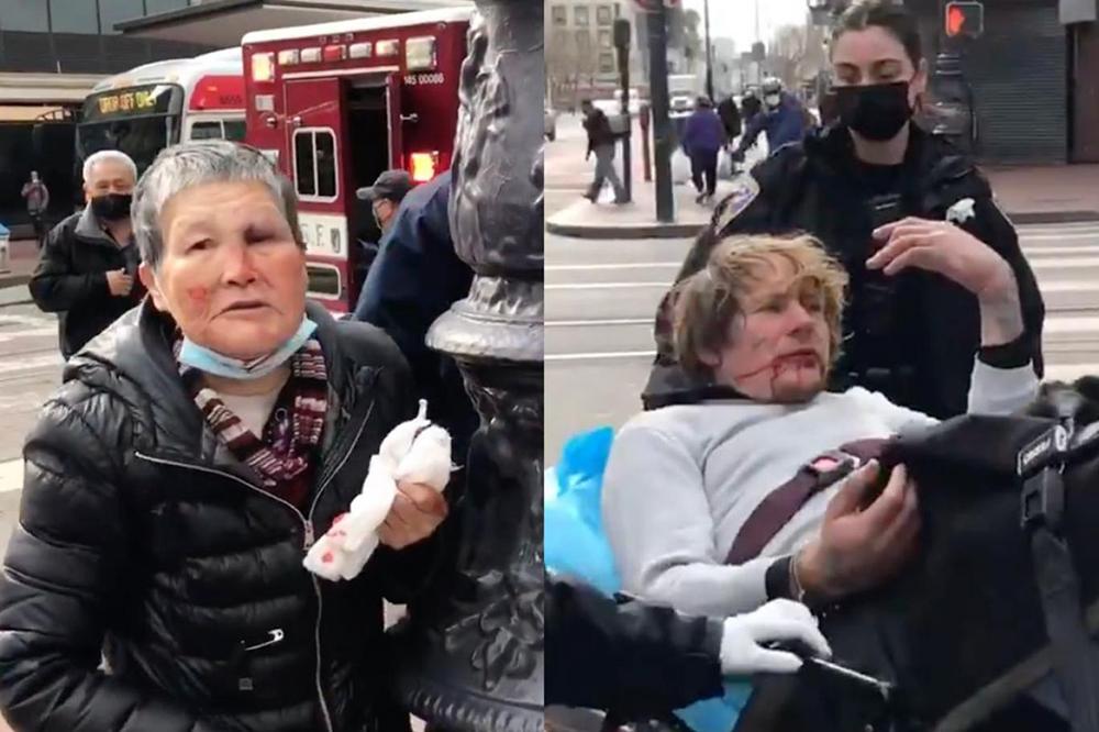 Racismo | Redes sociais e imprensa exaltam idosa que espancou atacante nos EUA