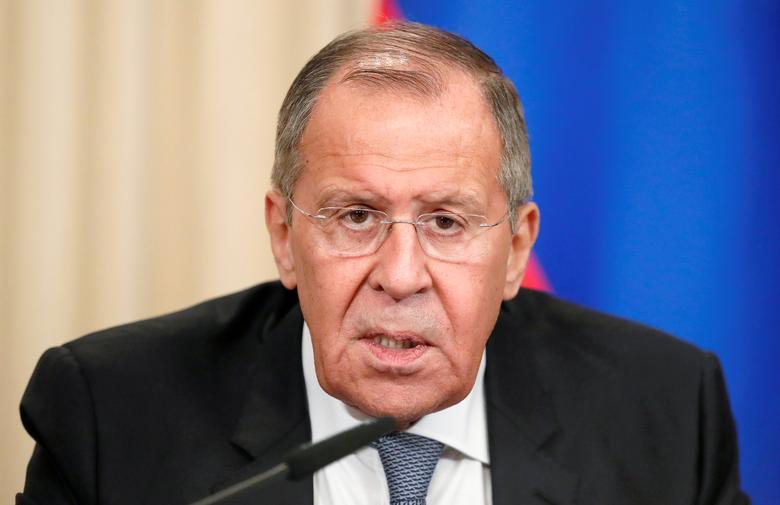 Diplomacia | Serguei Lavrov visita Pequim em tempo de crise entre Rússia e EUA