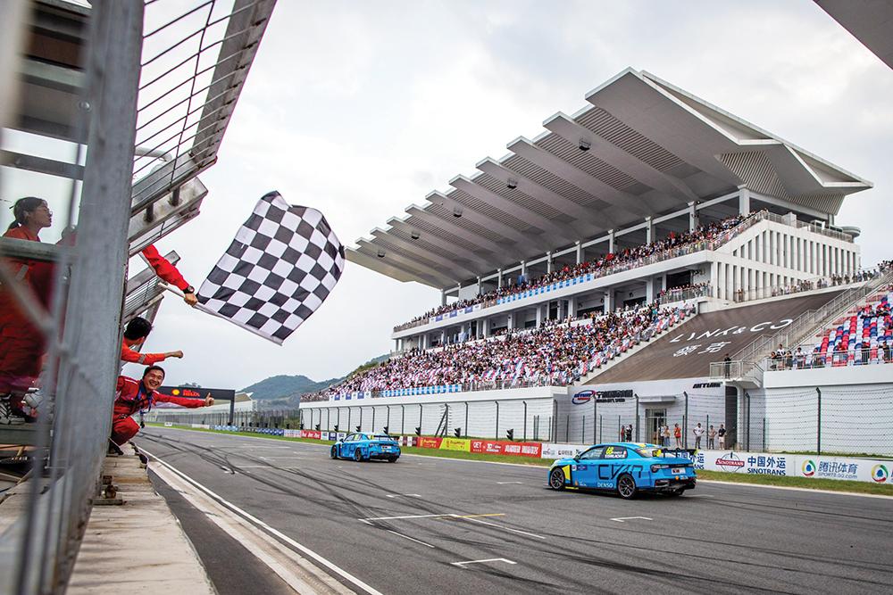 WTCR anuncia que correrá na China 15 dias antes do Grande Prémio de Macau