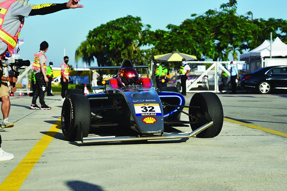 China F4 anuncia corrida no Grande Prémio Macau