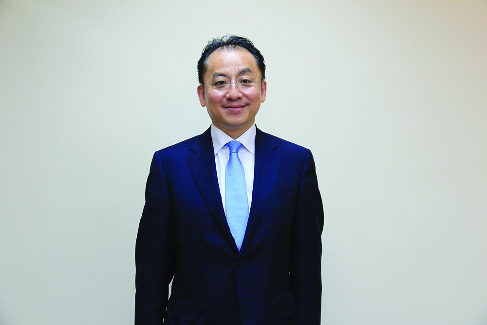 """Joseph Chan Nap-kee, especialista na política """"Uma Faixa, Uma Rota"""": """"China nunca quis ser a 'polícia do mundo'"""""""