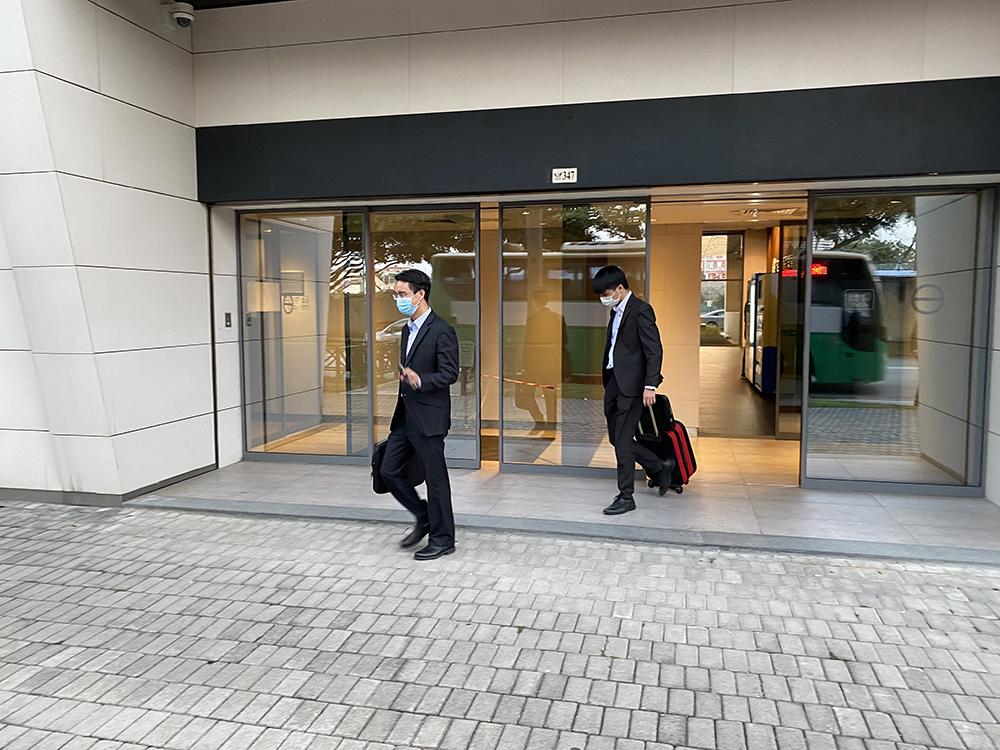 DSAMA | Jantar de 8 mil patacas terminou com prendas Chanel a funcionários