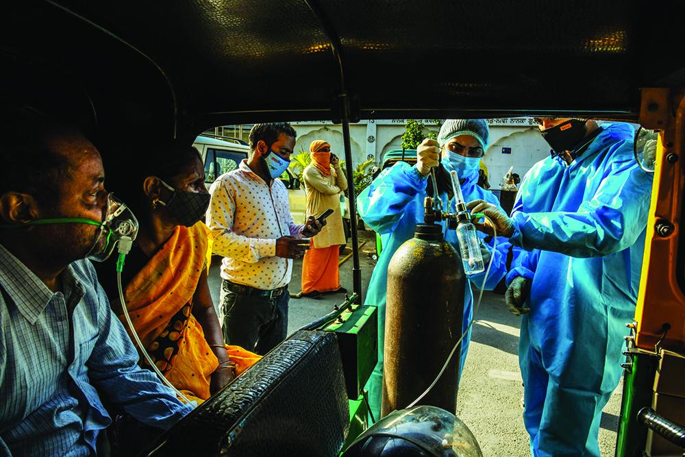 Covid-19   Índia com mais de quatro mil mortos nas últimas 24 horas