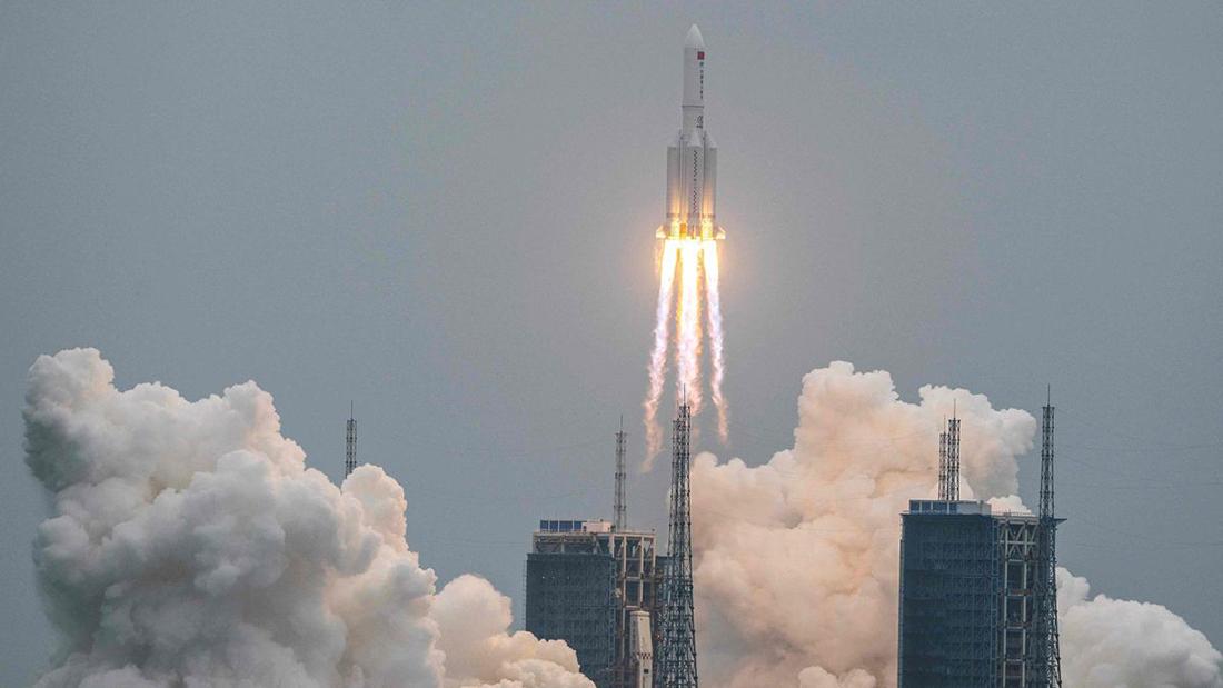 Espaço | Lançado módulo principal da primeira estação chinesa permanente