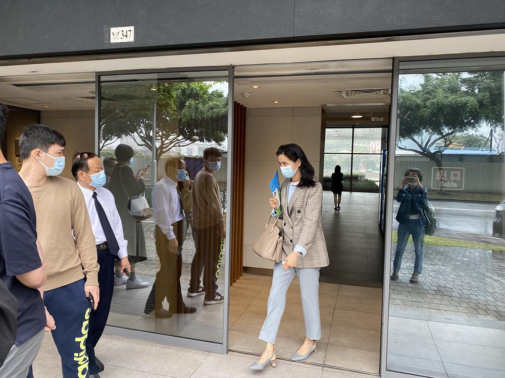 DSAMA | Susana Wong diz que funcionários estão proibidos de receber prendas