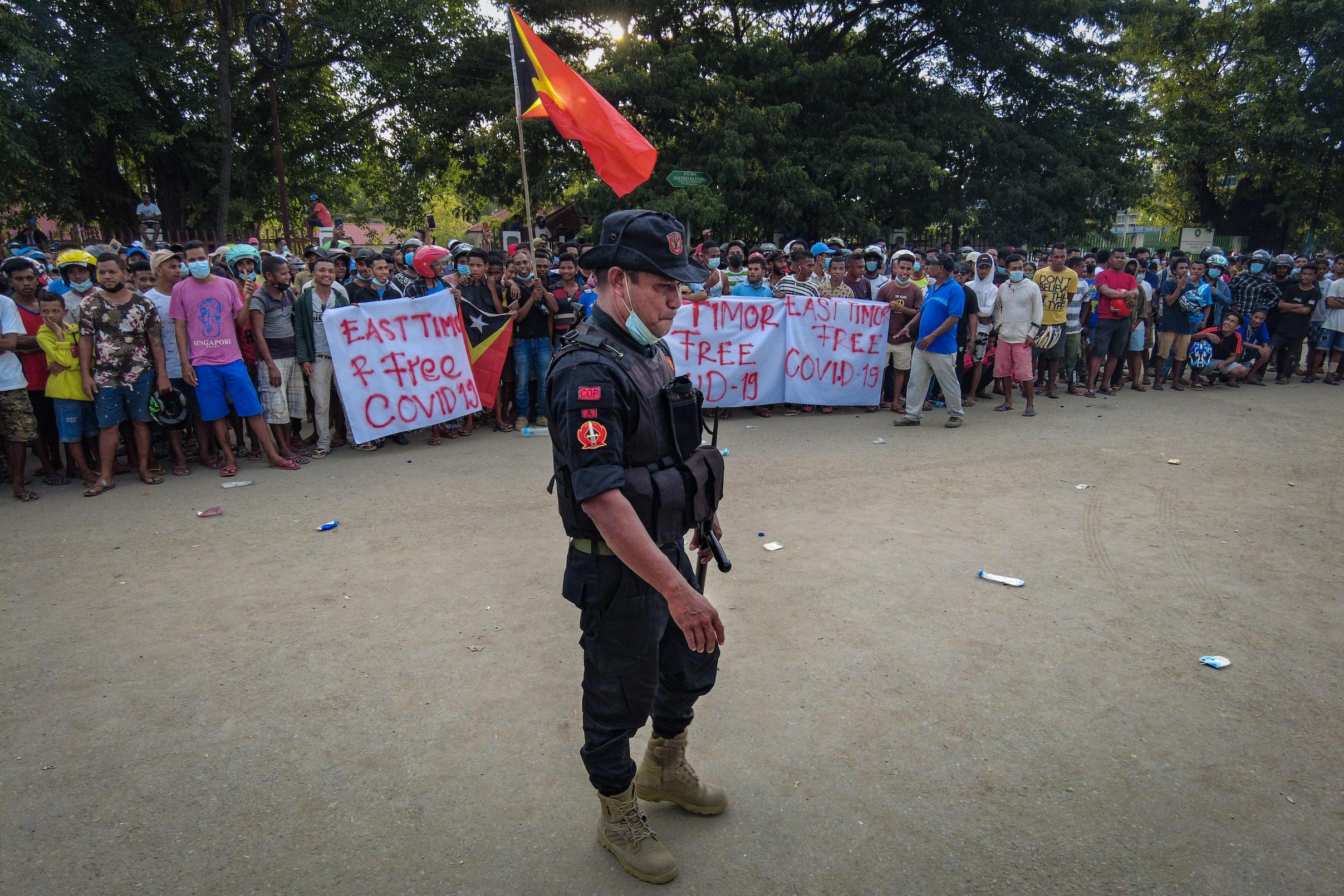 Covid-19 | Impasse sobre funeral em Timor-Leste resolvido ao quarto dia