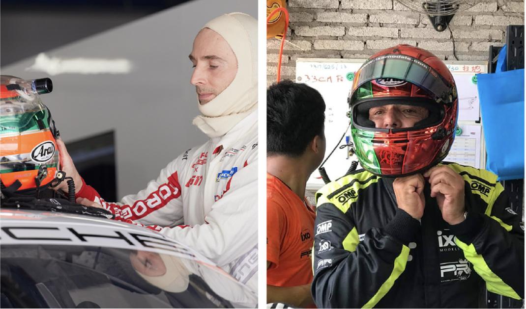 André Couto regressou em Xangai e Rui Valente voltou em Zhaoqing