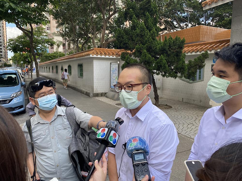 Eleições | Novo Macau defende direito de nomeação de forças militarizadas