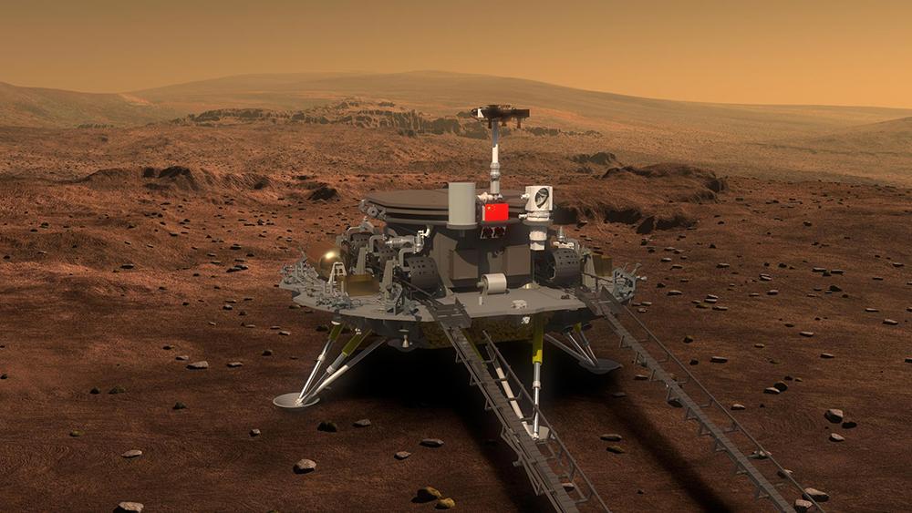 Espaço | Missão em Marte com contributo de laboratório local