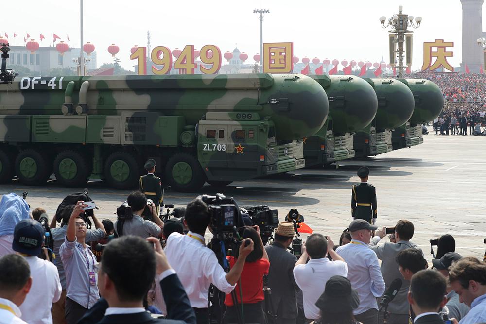 Nuclear | Críticas americanas, cooperação com Moscovo