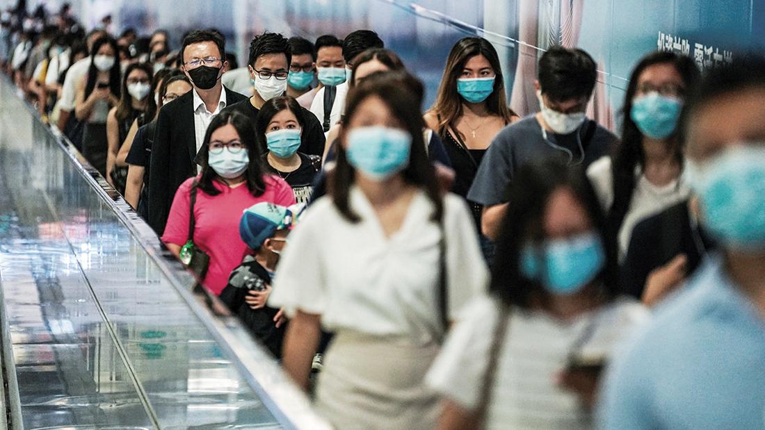 Covid-19 | Académico considera que Hong Kong não se preparou para a pandemia