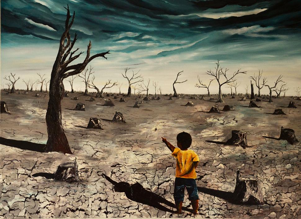 As alterações climáticas e a Covid-19 são crises globais