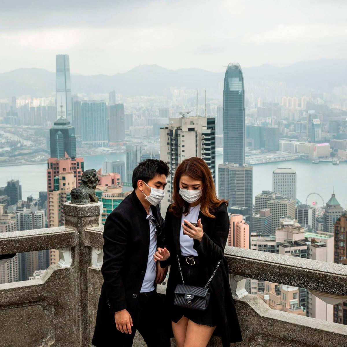 Hong Kong a debelar o vírus