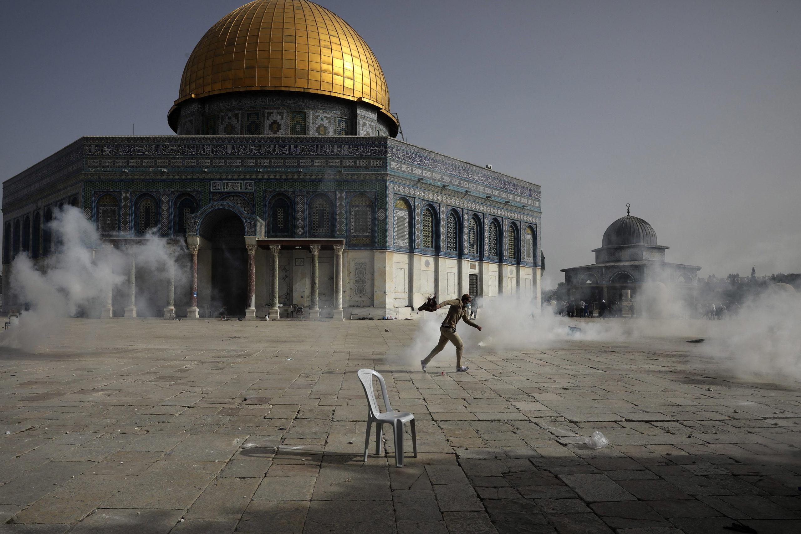 Jerusalém | Pequim expressa preocupação com escalada da violência