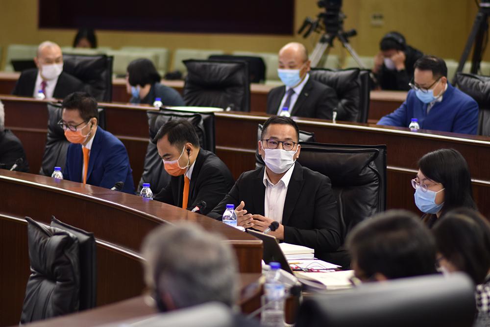 Cortes Orçamentais | Leong Sun Iok pede para não se mexer em apoios sociais