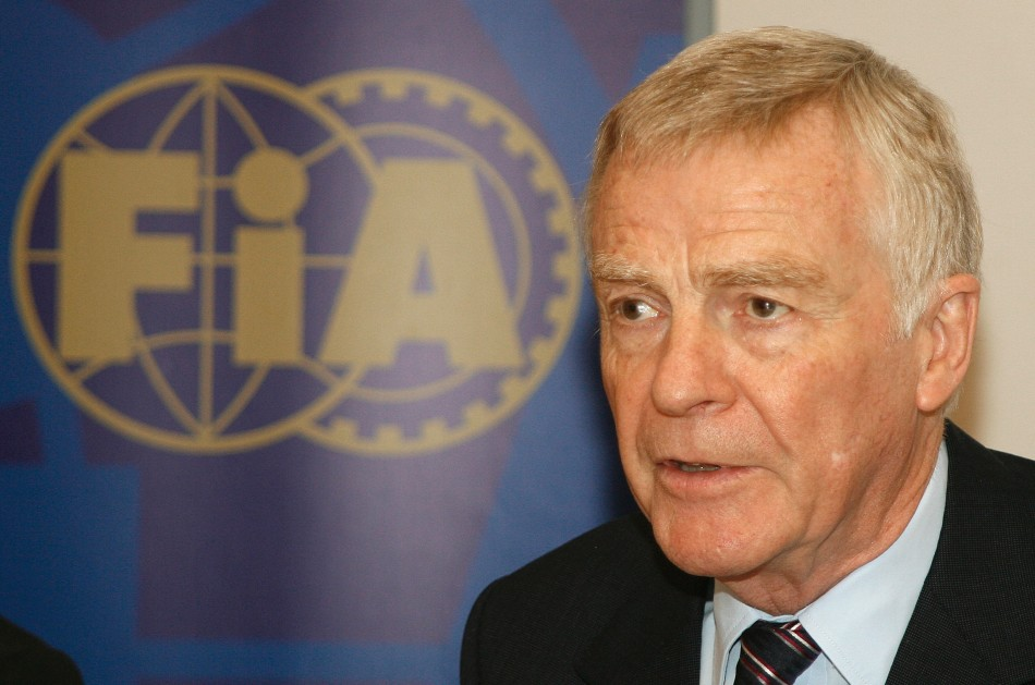 Automobilismo | Max Mosley, ex-presidente da FIA, faleceu aos 81 anos