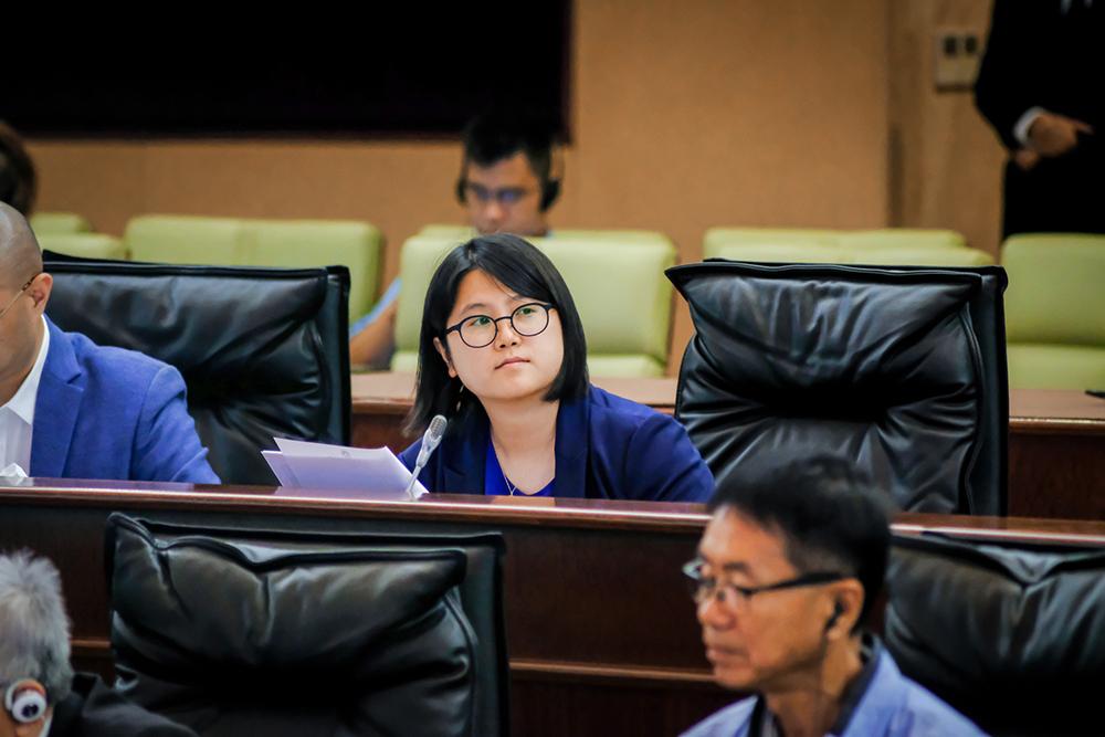 Deputados Si Ka Lon e Song Pek Kei numa lista única nas eleições legislativas