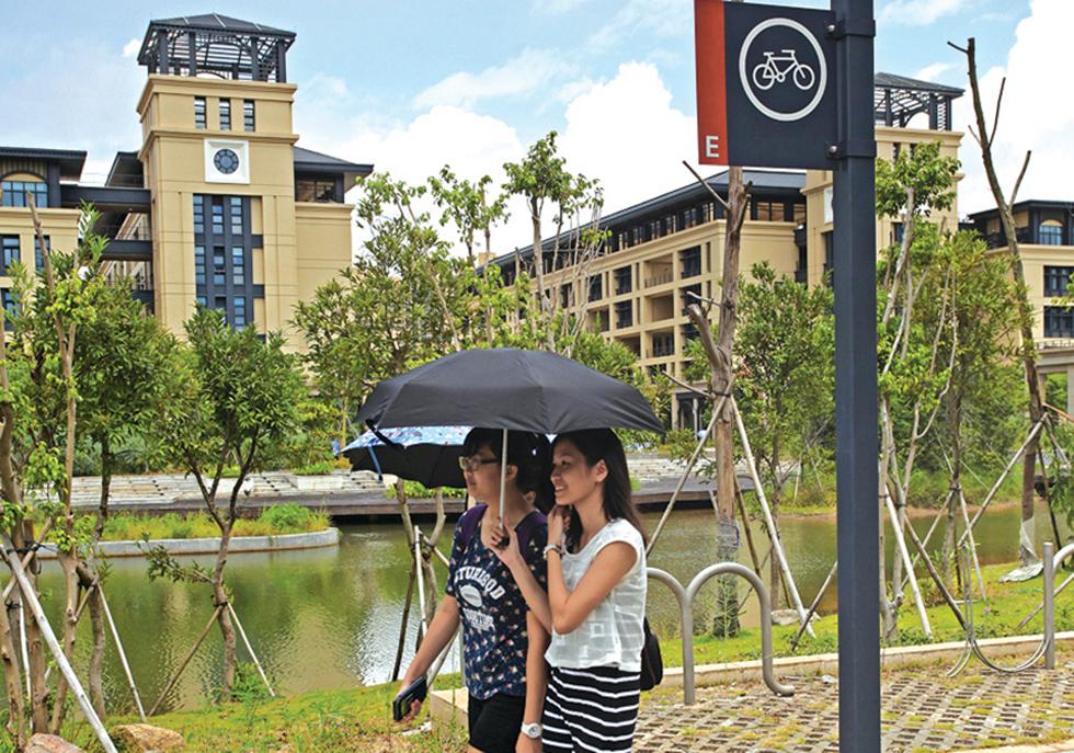 Departamento de português da Universidade de Macau com maior procura
