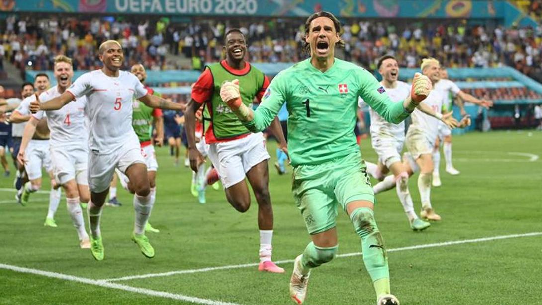 Euro 2020 | Suíça elimina França nos penáltis