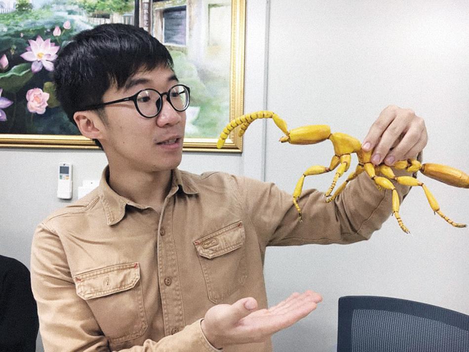 """Danny Leong, biólogo: """"Aprendo todos os dias"""""""