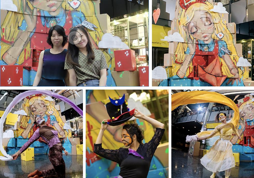 Torre de Macau   Instalação de grafitti e dança a partir de sábado