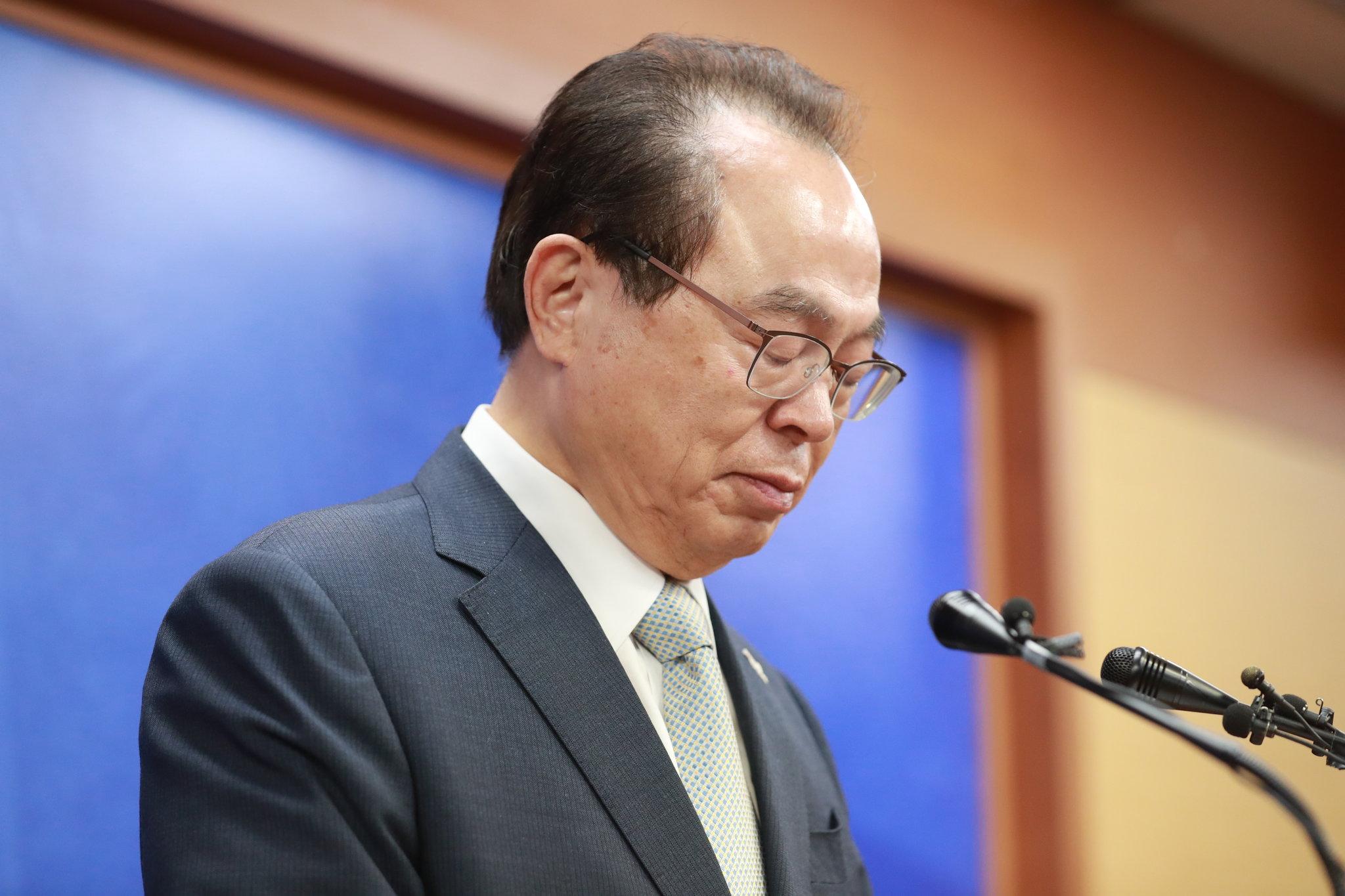 Antigo político sul-coreano condenado a três anos de prisão por assédio sexual