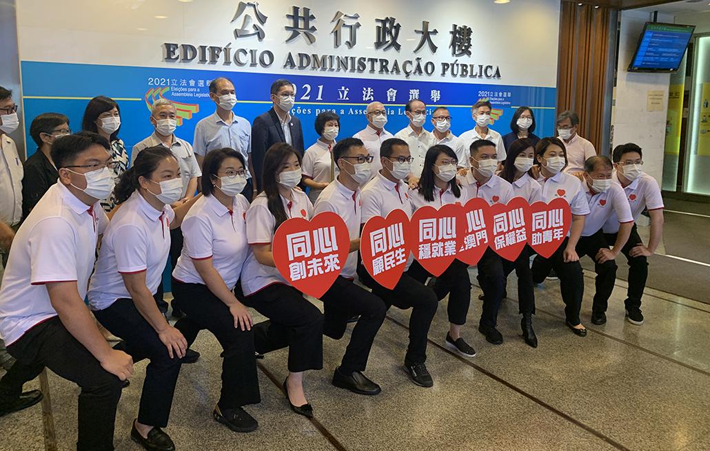Eleições | Ella Lei e Leong Sun Iok esperam renovar mandatos