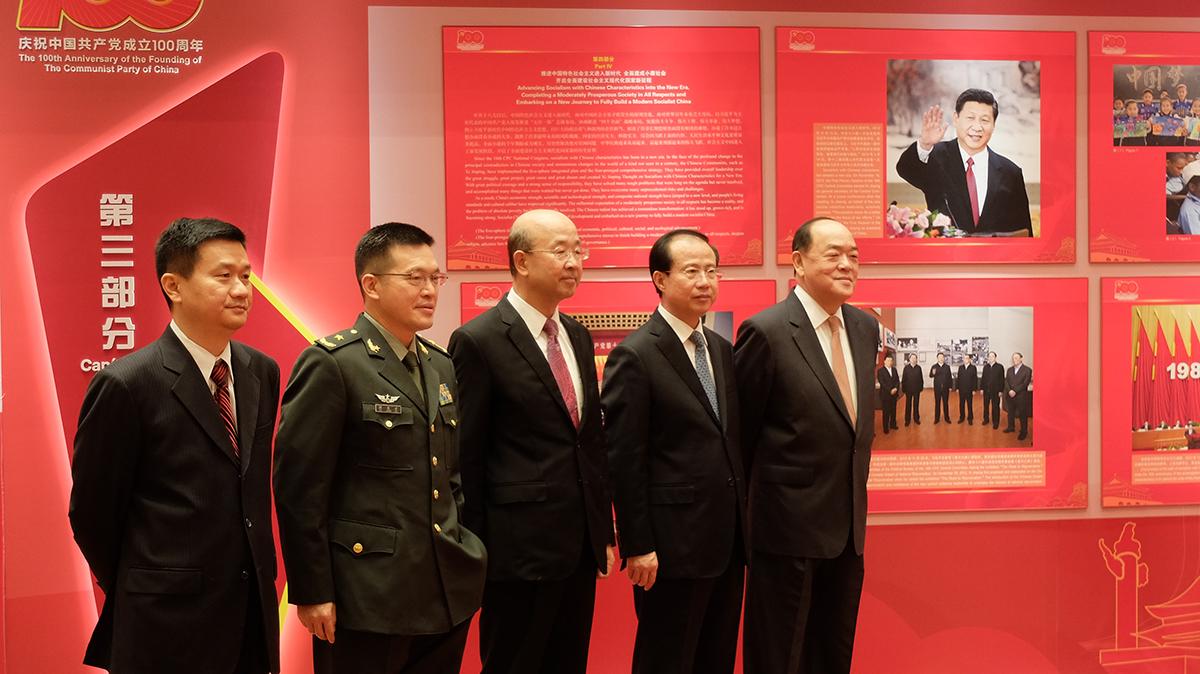 """PCC   Transferência pôs fim a """"100 anos de humilhação"""", Ho Iat Seng"""