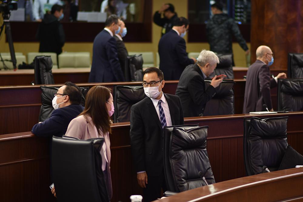Eleições | Ho Ion Sang vai substituir Chan Hong no sufrágio indirecto