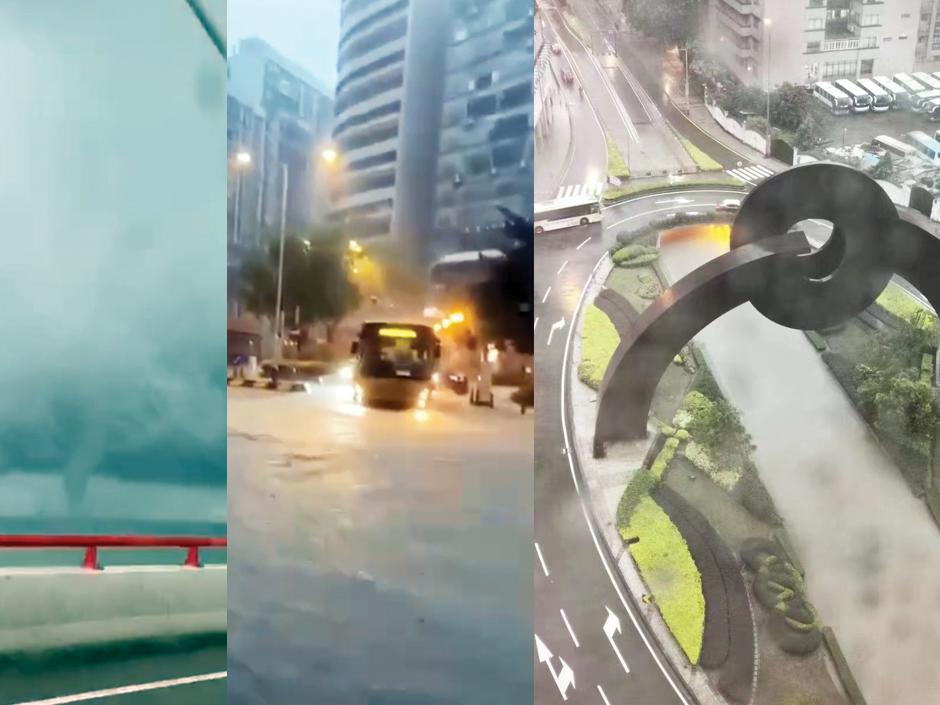 Inundações | Junho começou com o dia com mais chuva desde que há registos
