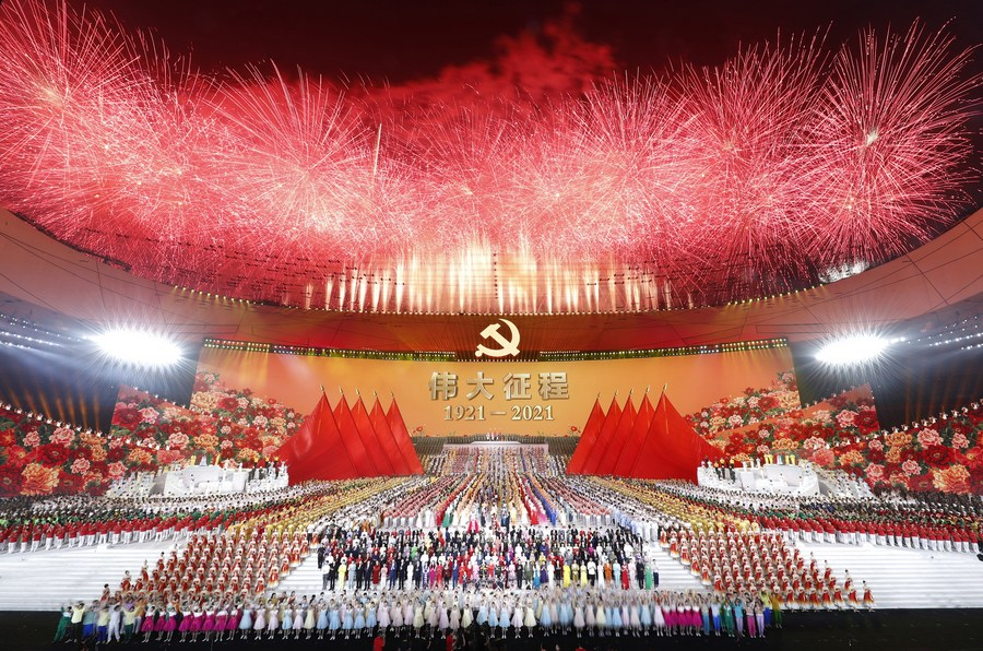 PCC 100 anos | Xi Jinping apela à adesão ao marxismo