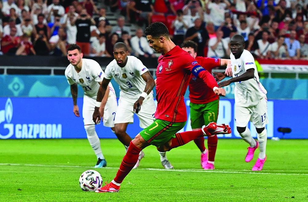 Euro 2020 | Portugal alcança oitavos no terceiro lugar do Grupo F