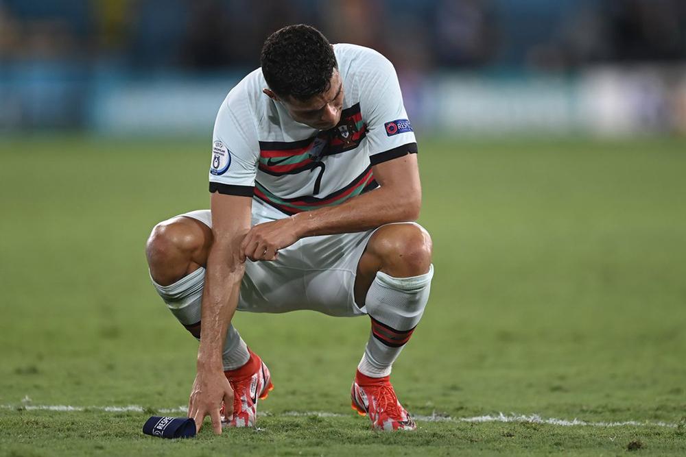Euro 2020 | Portugal é eliminado pela Bélgica nos oitavos de final