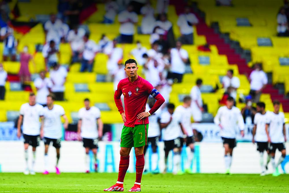 Euro 2020 | Selecção portuguesa goleada em Munique