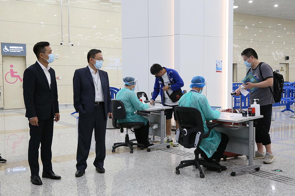 Covid-19   Serviços de Saúde ponderam testar toda a população