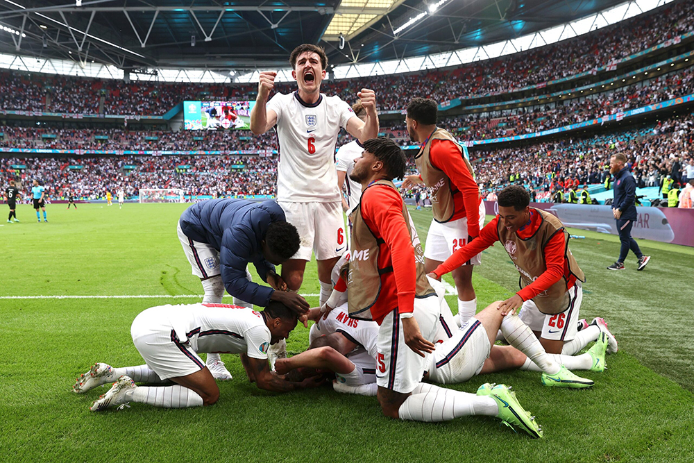Euro 2020 | Inglaterra bate Alemanha e quebra jejum de 1966
