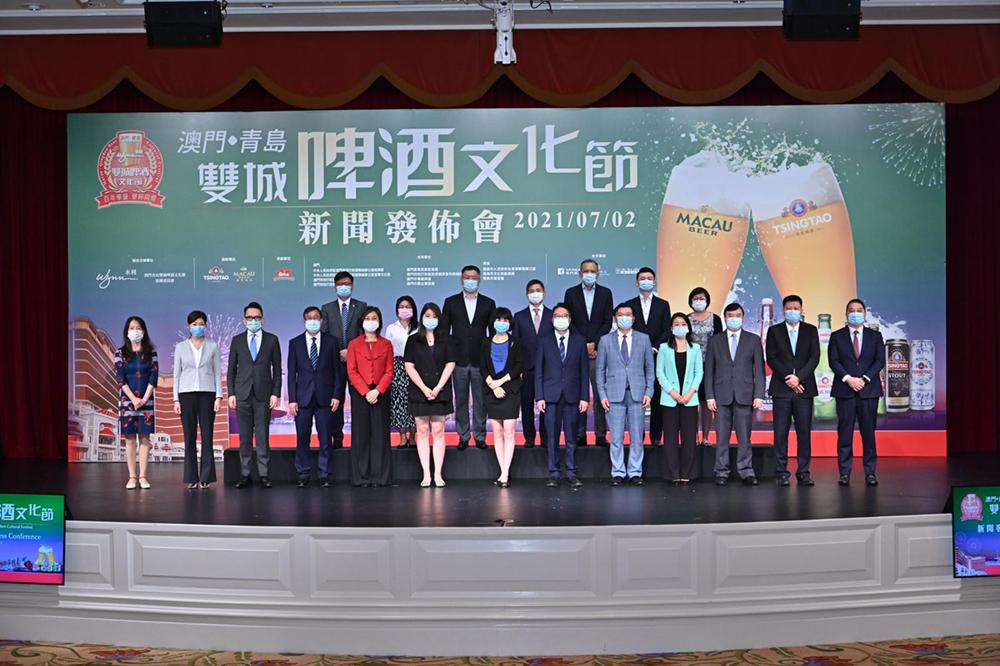 Wynn   Festival de Cerveja e Cultura une Macau e Qingdao