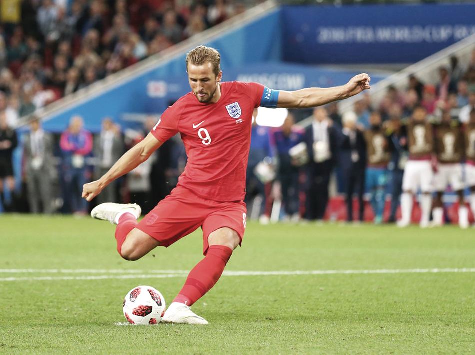 Euro 2020 | Inglaterra recebe Dinamarca na 2.ª meia-final