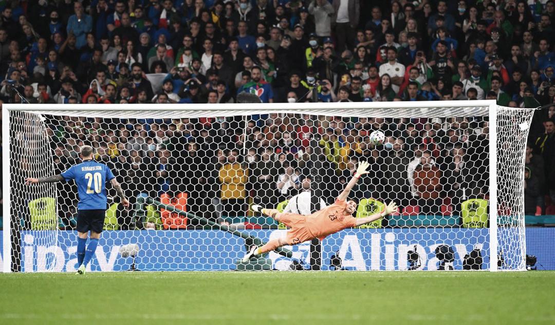 Euro 2020 | Itália elimina Espanha nos penáltis