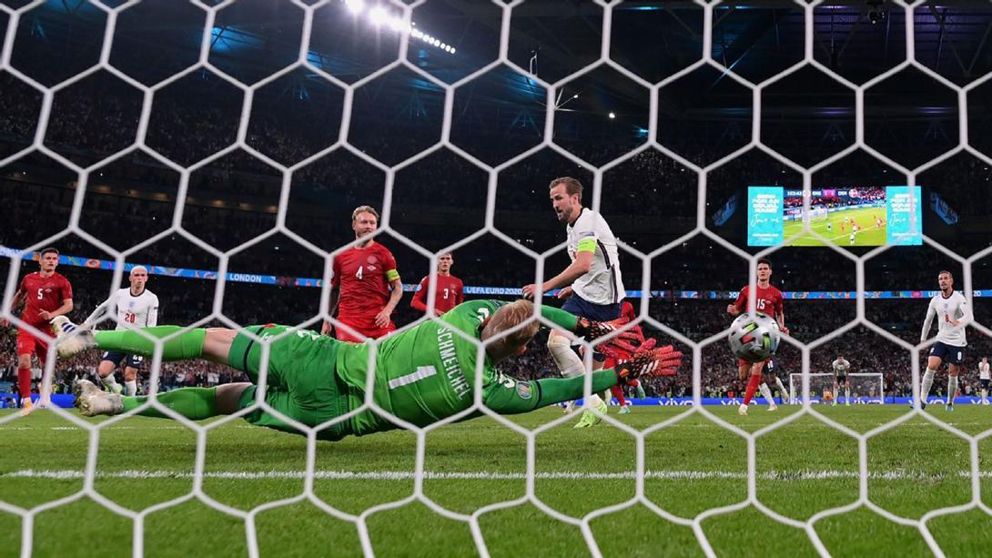 Inglaterra alcança primeira final do Euro 2020