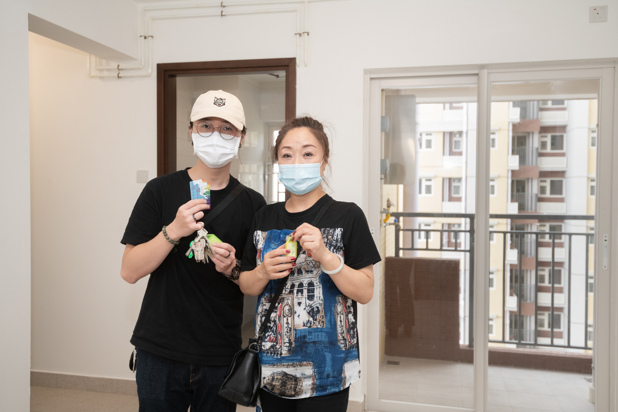 Habitação Social | Primeiras famílias assinam contratos para edifício em Mong Há