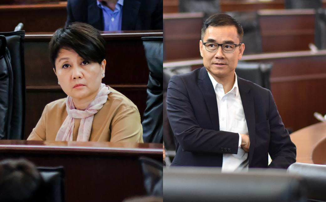 Eleições | Porque concorrem Angela Leong e Ho Ion Sang pela via indirecta