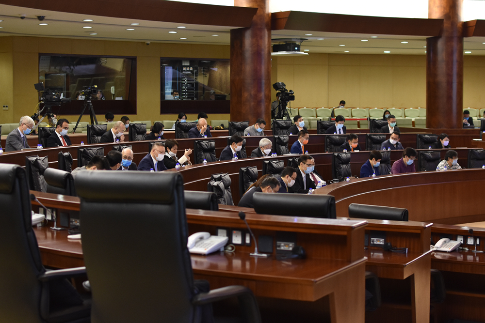 Deputados apelam a donativos para ajudar na reconstrução de Henan