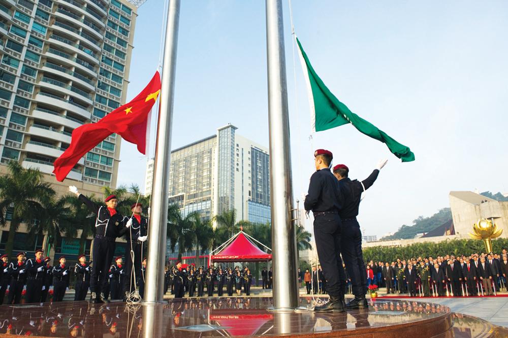 Bandeira nacional e regional obrigatórias em mais ocasiões