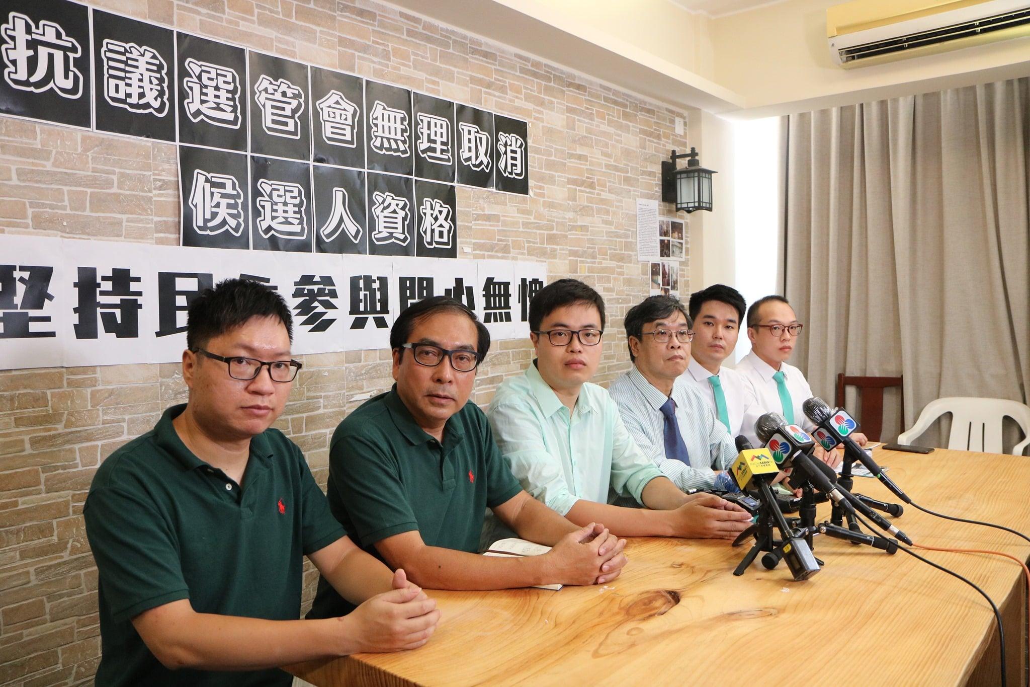 Eleições | CAEAL exclui 21 candidatos por não serem fiéis a Macau