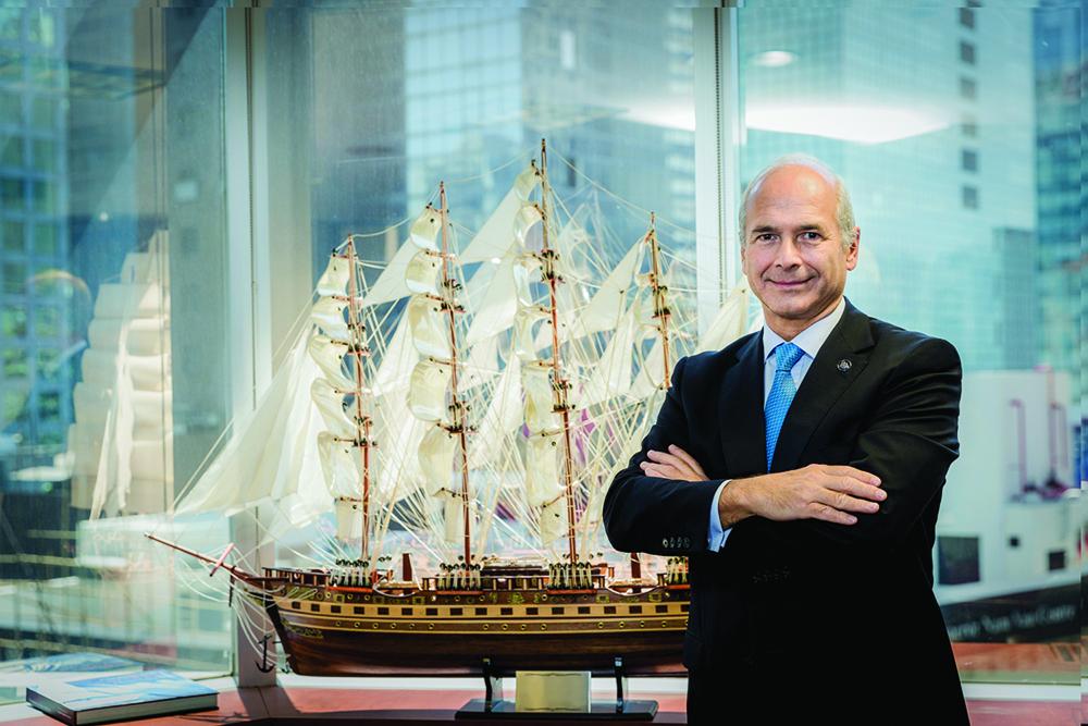 Negócios China-Portugal têm potencial de crescimento, diz presidente do BNU