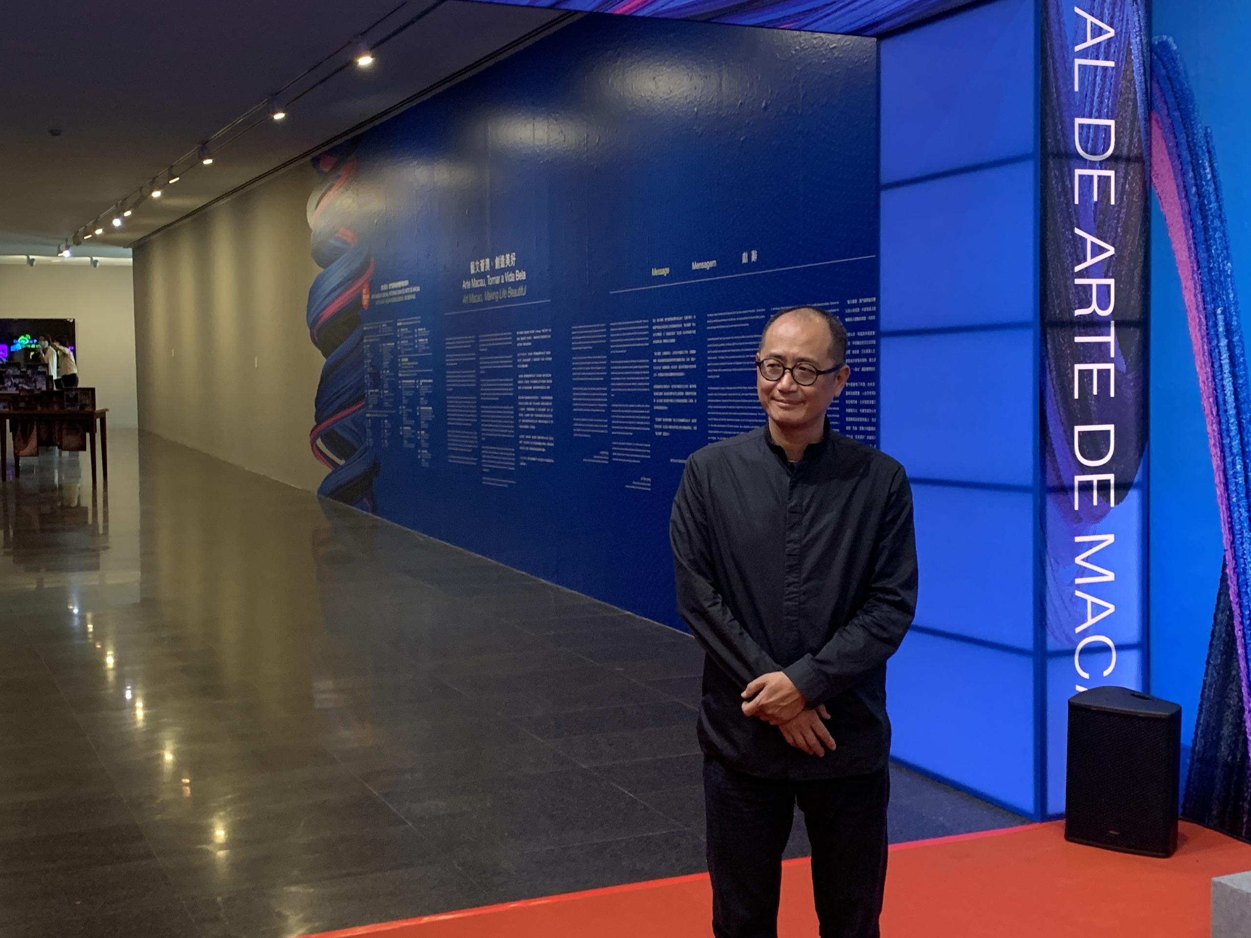 Arte Macau | Obras de Júlio Pomar marcam presença na exposição principal