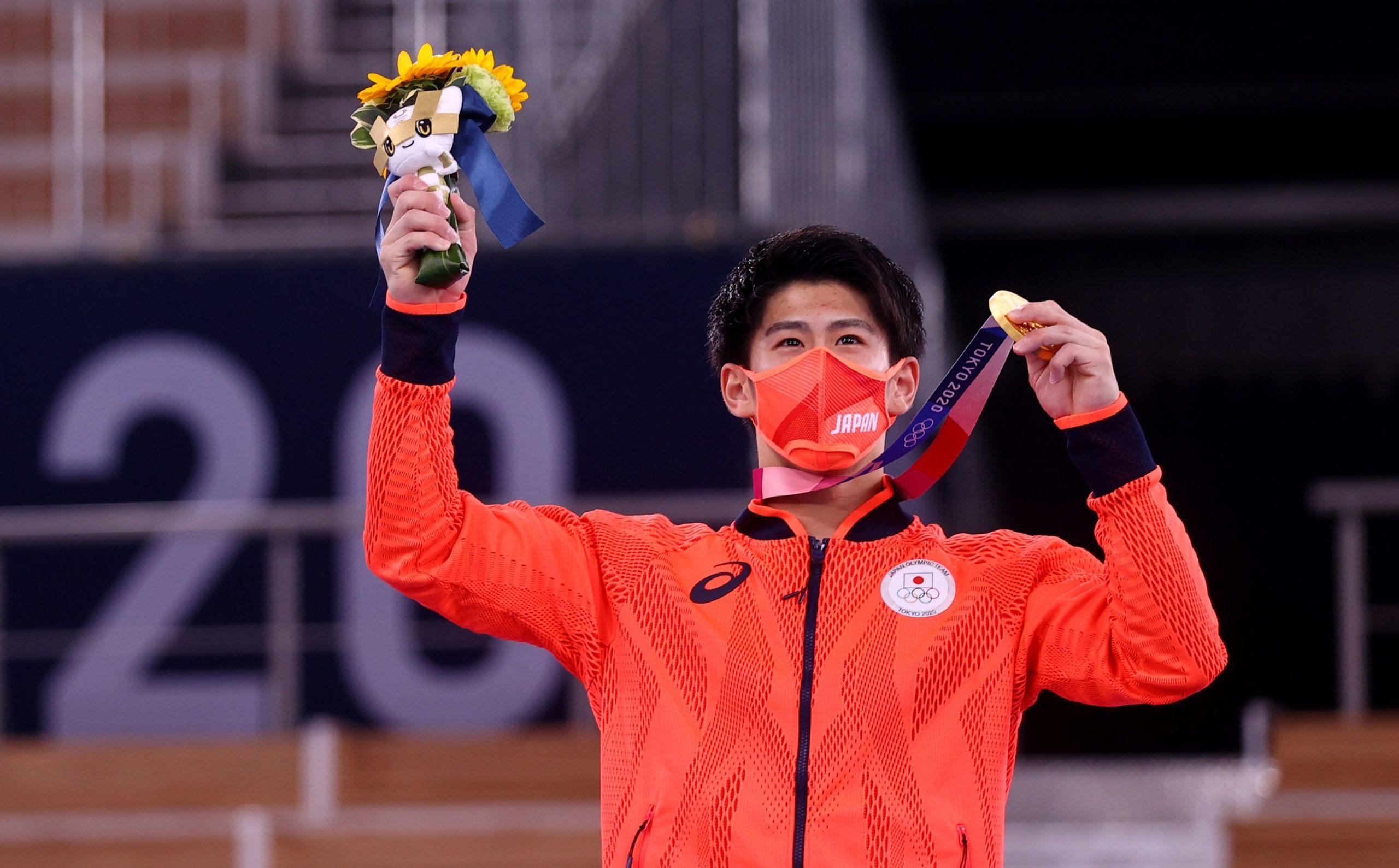 Tóquio 2020 | Ginasta Daiki Hashimoto 'retém' no Japão ouro no concurso completo